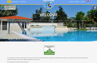 Camping-les-fontaines.com